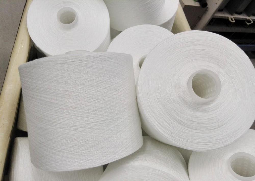 涡流纺棉混纺