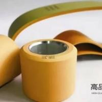 纺纱高性能合金铝衬套胶辊。