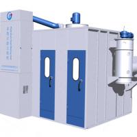 SFU017系列多筒式除尘机组