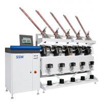 SSMTK2-20 CT-KT全自动高性能宝塔管缝纫线绕线机