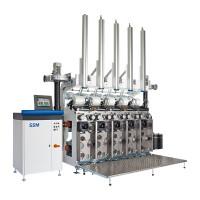 SSM DP5-T 精密数码卷绕空气变形丝机