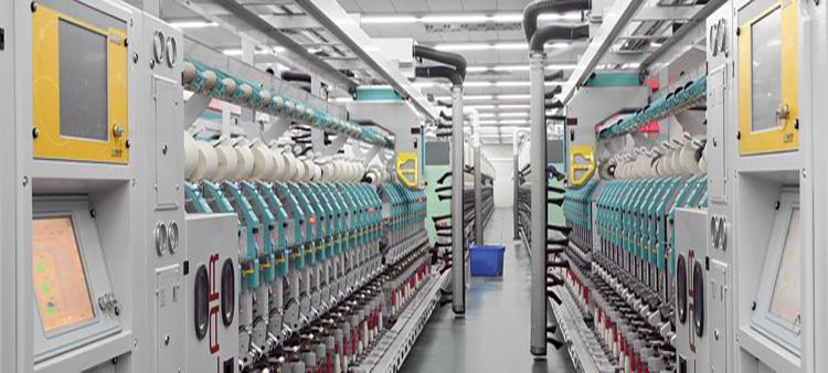 空捻器、电清等自动络筒配件;电机、润滑脂润滑剂;传感器等