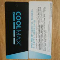 吸湿排汗纤维COOLMAX 75D150D