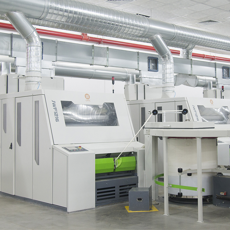 新型高產梳棉機JWF1216-120型