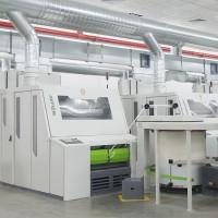 新型高产梳棉机JWF1216-120型