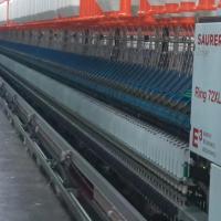 宁波得昌完成世界最长细纱机Zinser青泽E72 1920锭紧密纺改造