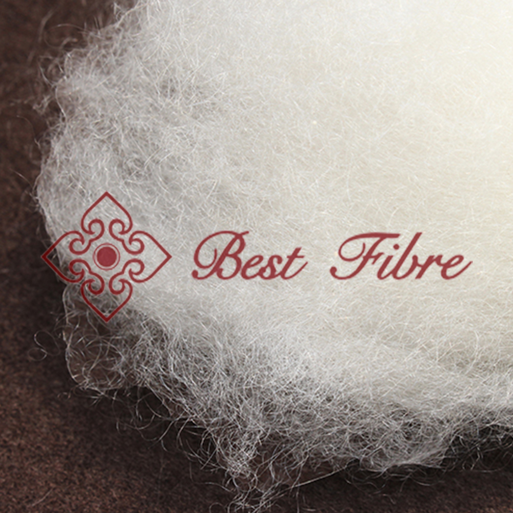 粗质俄罗斯羊绒粗中粗山羊绒
