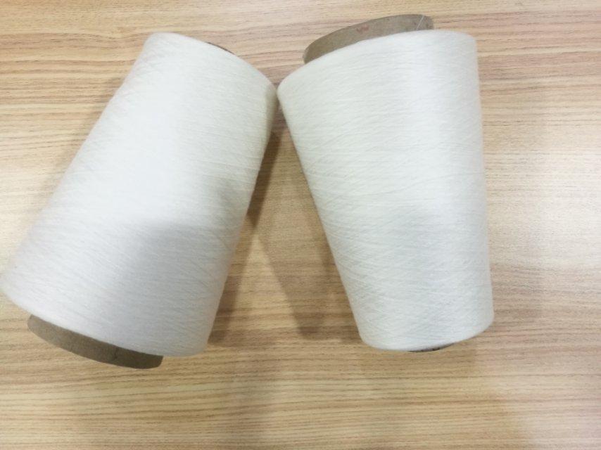 中国纱线网促销产品:环纺人棉股线R30S/2,价优!